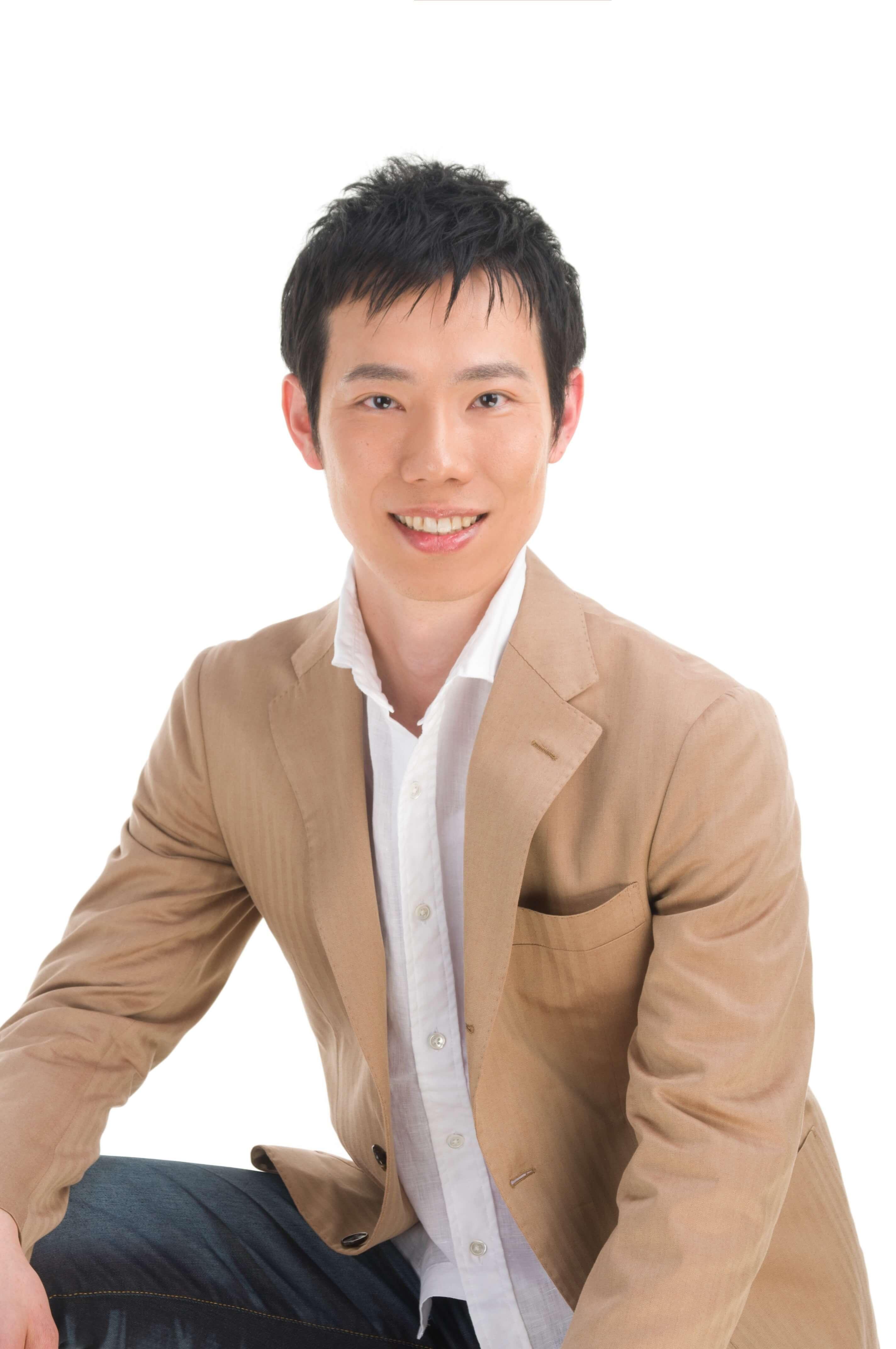 プロフィールページ顔写真